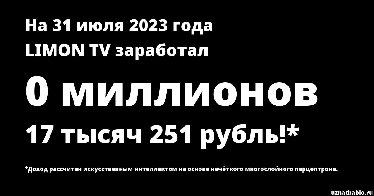 Сколько заработал Алексей Долматов Гуф на Youtube на 16 июня 2019 года