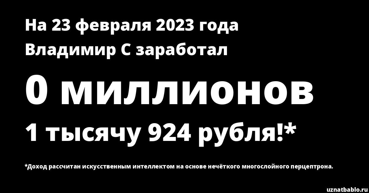 Сколько заработал Владимир Соловьев на Youtube на 18 февраля 2020 года